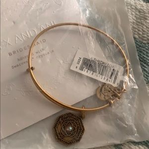 Alex and Ani bridesmaids bangle bracelet